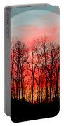 Moon Dance Portable Battery Charger by Karen Wiles