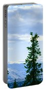 Mount Mckinley, Alaska Portable Battery Charger