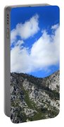 Mountainside Near Lake Tahoe Portable Battery Charger