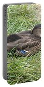 Ms Mallard Portable Battery Charger