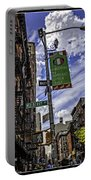 Mulberry St - Nyc Portable Battery Charger