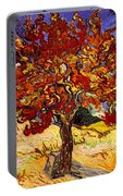 Mulberry Tree Portable Battery Charger