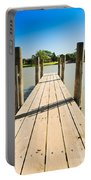 Murray River Jetty Portable Battery Charger