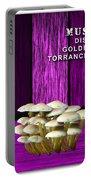 Mushroom Farm Portable Battery Charger