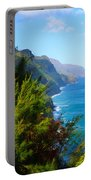 Na Pali Coast Kauai Portable Battery Charger