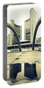 Nathan Phillips Square Portable Battery Charger
