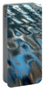 Natural Water Abstract Portable Battery Charger