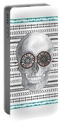 Navajo Skull Portable Battery Charger