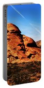Nevada - Valley Of Fire Portable Battery Charger
