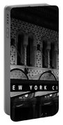 New York City Center Portable Battery Charger