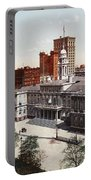 New York City Hall 1900 Portable Battery Charger