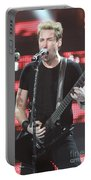 Nickleback Portable Battery Charger
