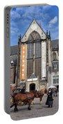Nieuwe Kerk In Amsterdam Portable Battery Charger