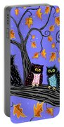 Night Owls Portable Battery Charger