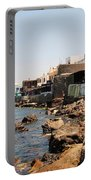 Nisyros Island Greece Portable Battery Charger