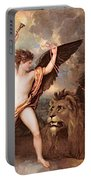 Nude Art Portable Battery Charger