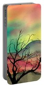 October Sky Portable Battery Charger