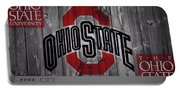 Ohio State Buckeyes Portable Battery Charger