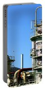 Oil Refinery Portable Battery Charger