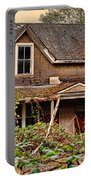 Old Abandon House Portable Battery Charger