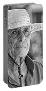 Old Man Portable Battery Charger