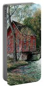Old Time Mill Portable Battery Charger