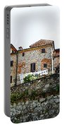 Old Towns Of Tuscany San Gimignano Italy Portable Battery Charger