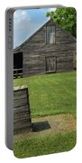 Old Virginia Barn Portable Battery Charger