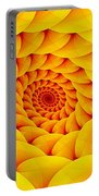 Yellow Pillow Vortex Portable Battery Charger