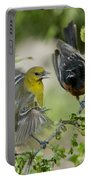 Orchard Orioles Portable Battery Charger