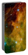 Orion-nebula Portable Battery Charger