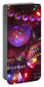 Ornaments-2160-merrychristmas Portable Battery Charger