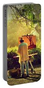 Within The Painting Portable Battery Charger