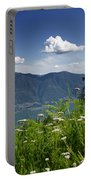 Panoramic View Portable Battery Charger