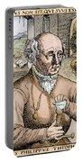 Paracelsus (1493-1541) Portable Battery Charger