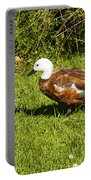Female Paradise Duck Portable Battery Charger