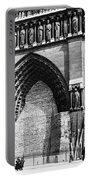 Paris Notre Dame, 1918 Portable Battery Charger