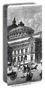Paris Opera House, 1875 Portable Battery Charger
