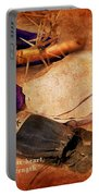 Passion Of Christ Portable Battery Charger