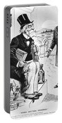 Patent Medicine Cartoon Portable Battery Charger