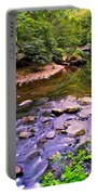 Peace And Tranquility Portable Battery Charger
