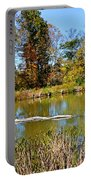Peaceful Place Portable Battery Charger