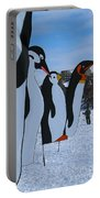 Penguins Portable Battery Charger