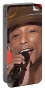 Pharrell Williams Portable Battery Charger