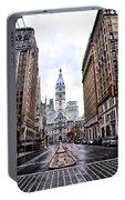 Philadelphia City Hall  Portable Battery Charger