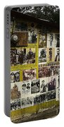 Photos Mexican Revolution Street Photographer's Shed Nogales Sonora Mexico 2003 Portable Battery Charger