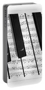 Pianoforte Portable Battery Charger