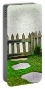 Picket Fence Portable Battery Charger
