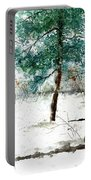 Pine Woods Portable Battery Charger