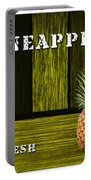 Pineapple Farm Portable Battery Charger